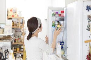掃除の前に!冷蔵庫の引越し準備はまず「片付け」から!
